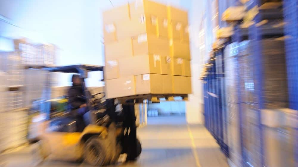 Can AI-Empowered Forklifts Solve $30 Billion Warehouse Safety Crisis?