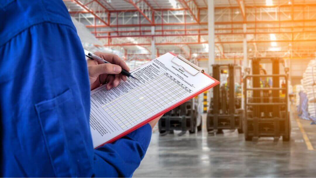 Troubled with Manual Inspection Checklists for Your Industrial Equipment?