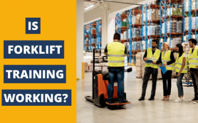 Forklift Operator Training: What's New & What's Working