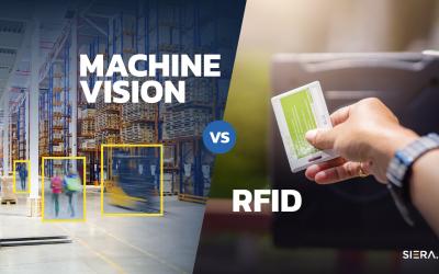 Machine Vision vs RFID Forklift Safety