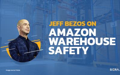 Amazon Warehouse Safety