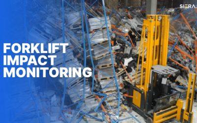 Forklift Impact Monitoring