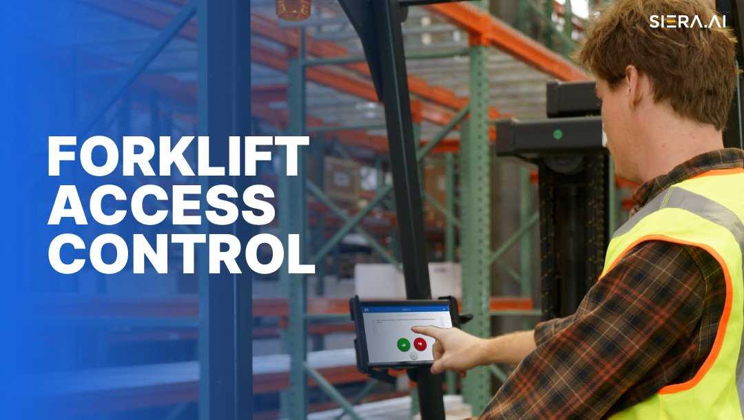 Forklift Access Control