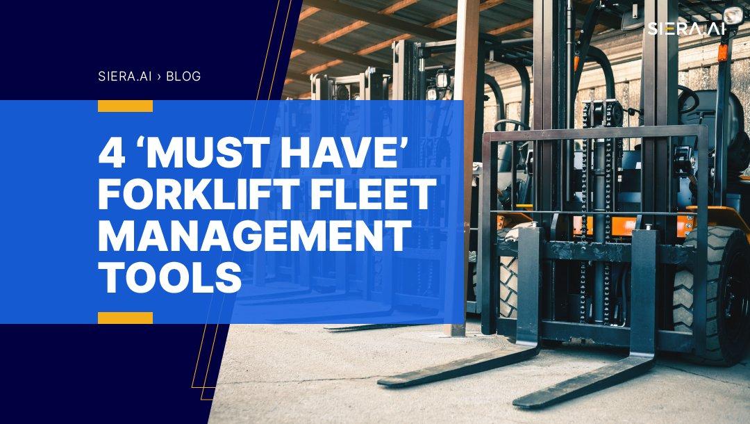 forklift fleet management