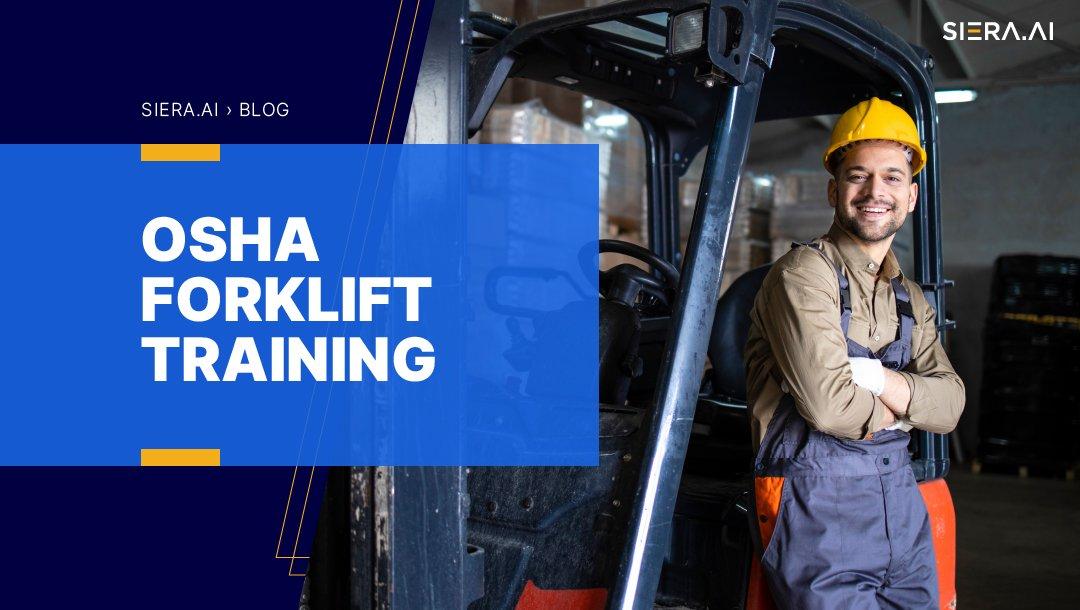 OSHA Forklift Training
